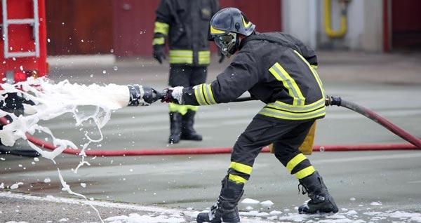 فوم آتشنشانی 3