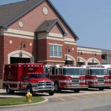راهبری ایستگاه های آتش نشانی