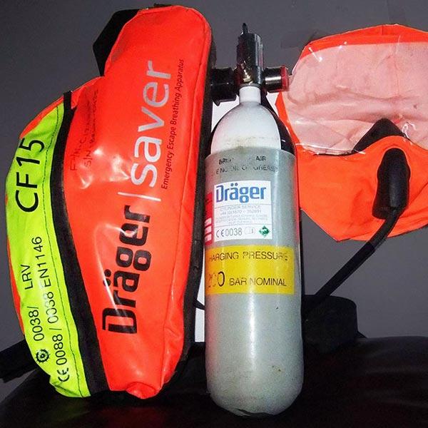 سیستم تنفسی Drager Saver CF
